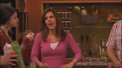 Wizards Of Waverly Place - Season 3 - Episode 26 Uncle Ernesto Part 1/3 Hq