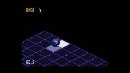 Sonic 3d Blast Genesis Final Boss