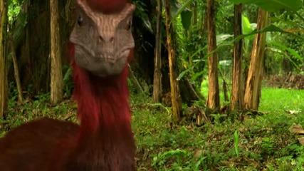 светът на динозаврите било е някога в ход от опасност! Тиранозавър Анкилозаврите Трицератопси и др..