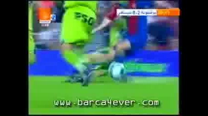 Barcelona - Гол На Messi