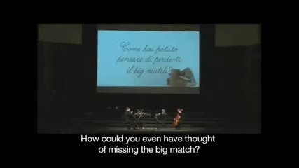 Heineken Italy. Case Study - Champions League Match vs Classical Concert (real Madrid, Ac Milan) - Y