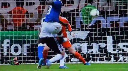 Испания срещу Италия - Евро 2012 - Промо