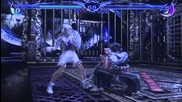 E3 2011: Soul Calibur 5 - Pyrrha Character Demo