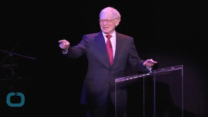 David Letterman Calls Out Governor Mike Pence:
