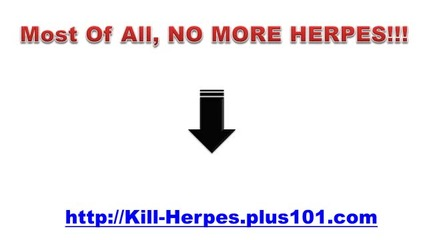 How To Get Rid Of Herpes Simplex