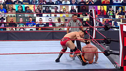 Drew Gulak vs. Angel Garza: Raw, May 17, 2021