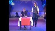 Айрян с краставици - Комиците