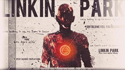 Linkin Park - Burn It Down - Young Shockolate - Dubstep Remix