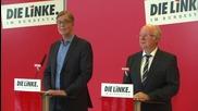 Germany: Die Linke's Bartsch accuses Merkel's govt of 'swinging to the right'