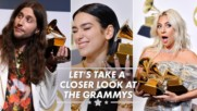 The most amazing/adorable/awkward Grammy moments