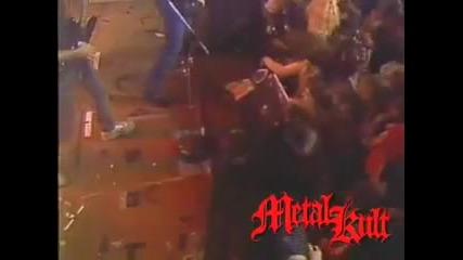 Death - Left to die (live 1988)