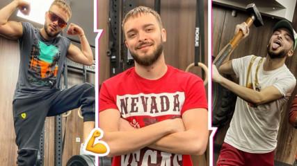 COVID-19 не спря Криско! Изпълнителят напомна тяло с модерни тренировки, ето и как се храни!