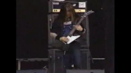 Dissection - The Somberlain ( live Wacken 1997)