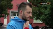 Борислав Стойчев Победихме заслужено Хасково