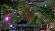 SK vs MIL - 2014 LCS Summer Quarterfinal - Game 3 Highlights