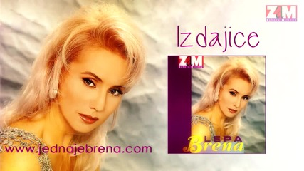 Lepa Brena - Izdajice - (Official Audio 1995) HD