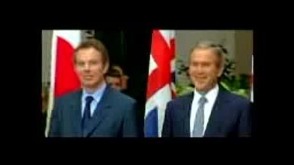 Буш vs Блеър - Чети По Устните Ми