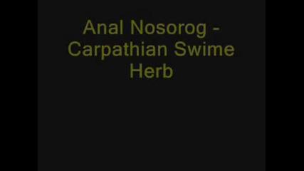 Anal Nosorog - Carpathian Swime