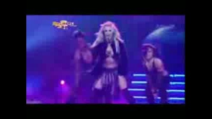 Brithney Spears - Toxic ( Live In Korea )