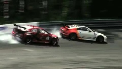 Driven to Drift Season 2 Episode 3 - Wall Stadium, Nj