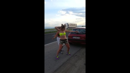 магистрални танци