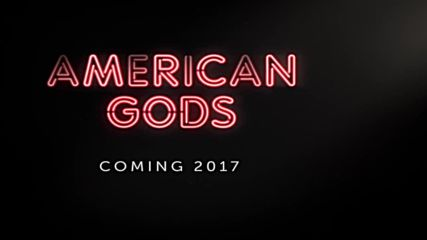 American Gods   First Look Trailer  