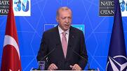 Belgium: Erdogan calls meeting with Biden 'constructive'