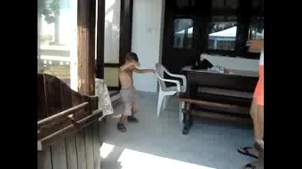 Дете На Почивка