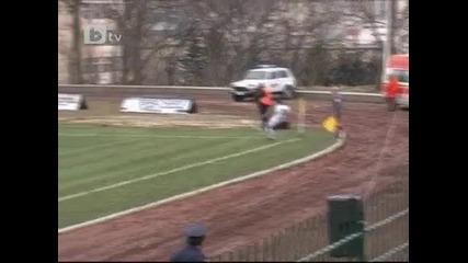Лудогорец победи Добруджа с 6:0