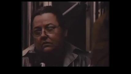 Bodhisattva in metro