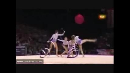 Световна Купа по худ. гимнастика София 2012