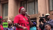 "South Africa: ""We want our land back!"" - Melema rallies the EFF"