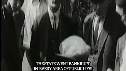Йозеф Гьобелс говори за белия геноцид,медийната война и вечния враг на човечеството!