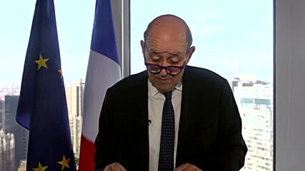 UN: France to take 'all necessary action' to resume Iran talks - Le Drian