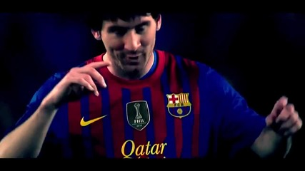 Lionel Messi - Payphone - 2011/2012 | The Movie - Hd
