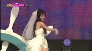 130727 Lee Jeong Hyun - V @ Music Core Ulsan Summer Festival