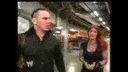 Wwe Lita & Matt Backstage