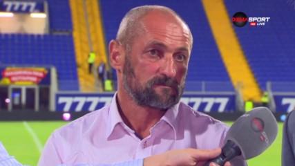Треньорът на Ружомберок: Левски е отбор със самочувствие