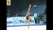 Dora Vass - художествена гимнастика