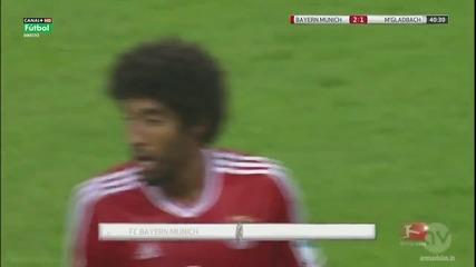 Байерн Мюнхен 3-1 Гладбах ( 09.08.2013 )