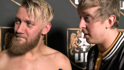 Flash Morgan Webster & Mark Andrews aim to make history: WWE.com Exclusive, Aug. 21, 2019