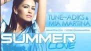 Миа Мартина Испанска Версия - Summer Love * Превод от X X _ B L A N C A _ N I E V E S _ X X *