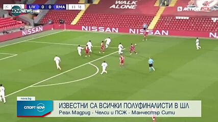 Спортни новини на NOVA NEWS (15.04.2021 - 14:00)