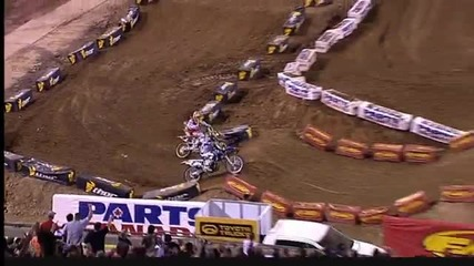 Chad Reed vs James Stewart