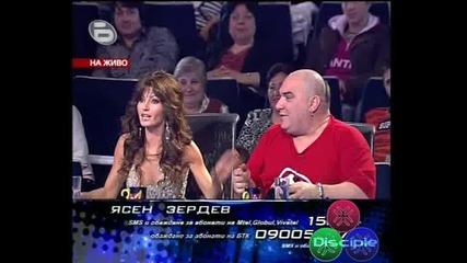 Music Idol 2 Ясен Обади ми се Песен на Константин Голям Концерт Поп-Фолк 31.03.2008 High-Quality