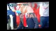 Арсенал - Тотнъм 3:0 Обзор