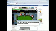 Facebook Zynga Poker Chips Hack December