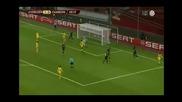 Bayer 04 Leverkusen 2:0 Metalis Charkiw 24.02.2011 !hd