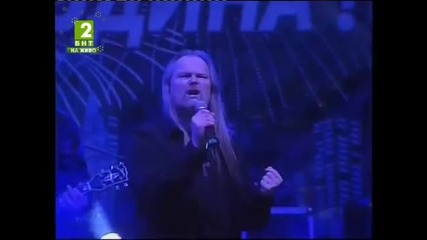 Jorn Lande & Kikimora - New Year ( live In Plovdiv 31.12.2015 )