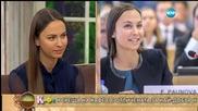"""""""На кафе"""" с евродепутата Ева Паунова (13.04.2016) - част 1"""